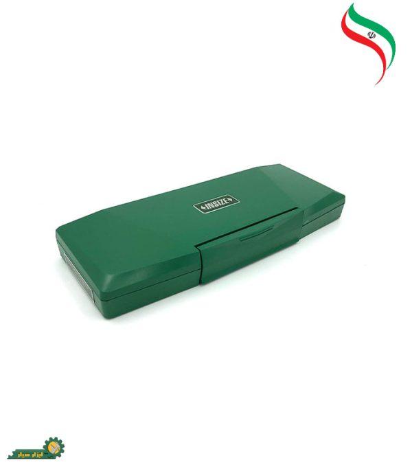 کولیس دیجیتال 30 سانتی صفحه پلاستیکی اینسایز کد 300-1108